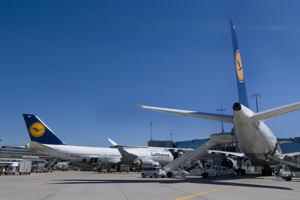 Lufthansa a lancé son plan d'économies Score en 2012. Crédit : Lufthansa.