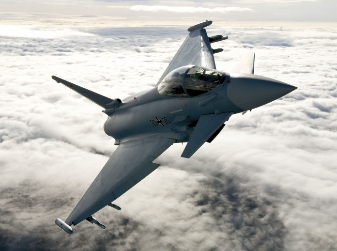 Eurofighter Typhoon Luftwaff