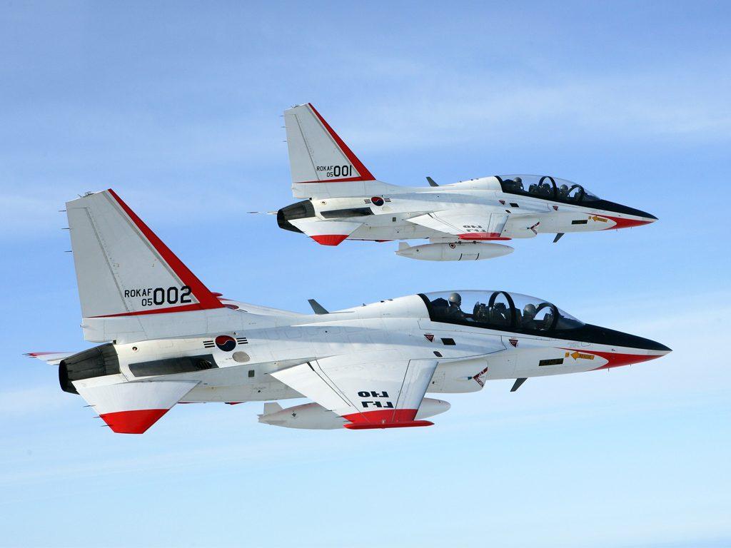 Le T-50 de Korea Aerospace International était opposé au Gripen sur le marché du Botswana. Crédit: KAI.