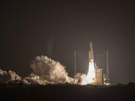 VA232 Ariane double Intelsat