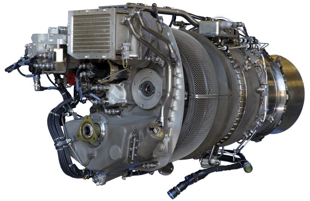 Le moteur Ardiden 1U. Crédit : DR