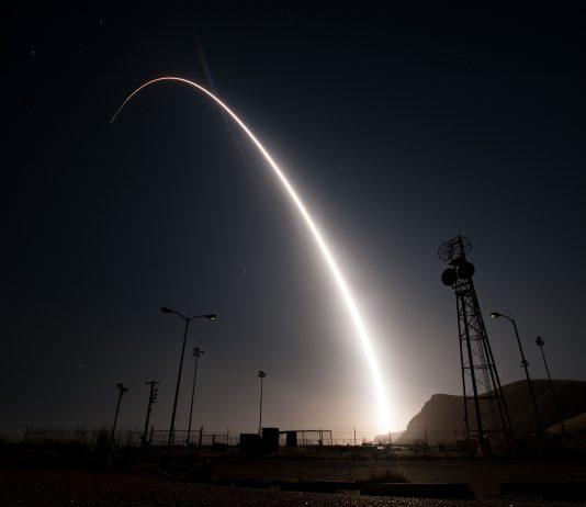 Minuteman Boeing Dissuasion Missiles