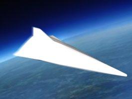 Planeur hypersonique DF-ZF