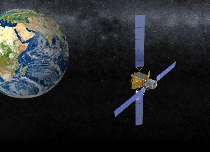 MEV orbite géostationnaire