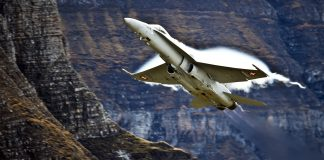 F/A-18 suisse