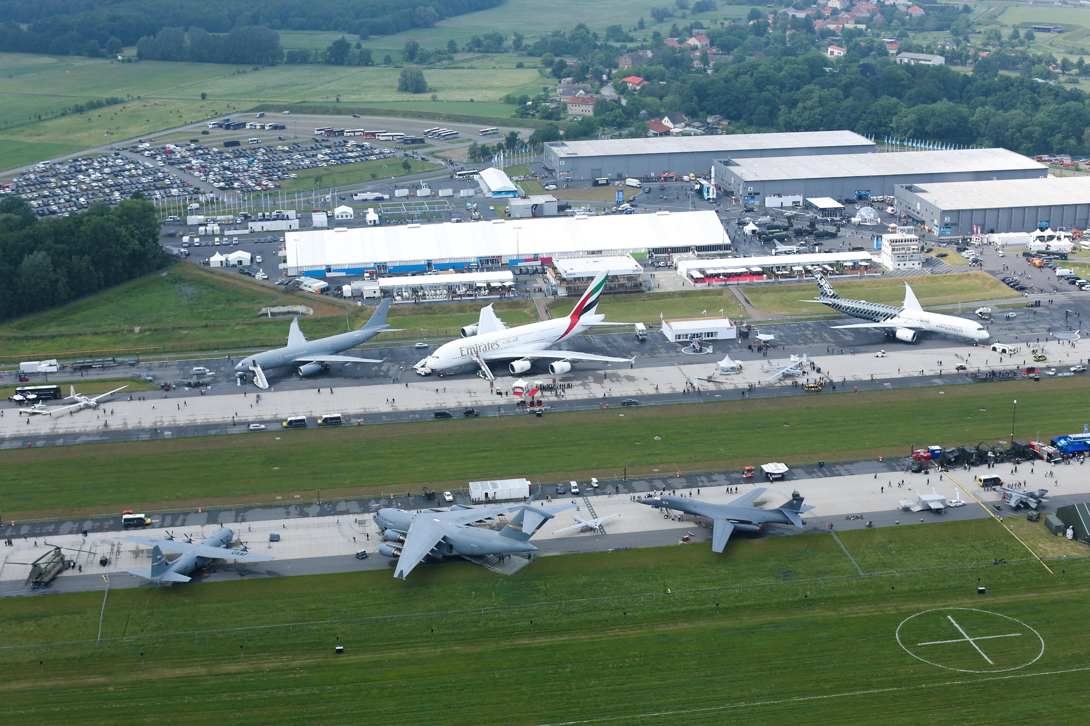 Airbus et Dassault unis autour du SCAF