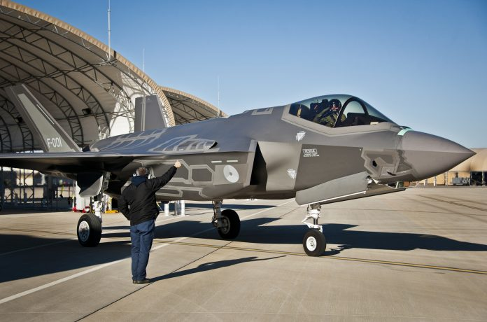 F-35 Pays-Bas