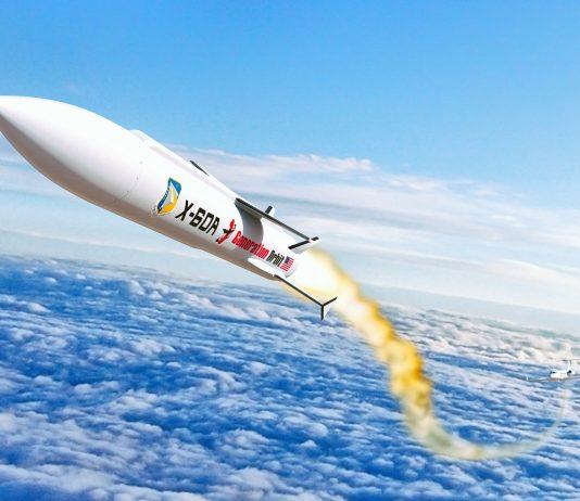 X-60A démonstrateur hypersonique