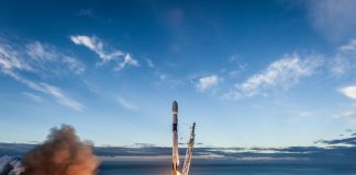 SpaceX Iridium 8