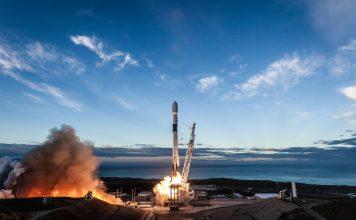 SpaceX Iridium 8