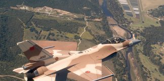 F-16 Maroc