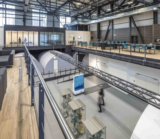 Aménagement cabine Airbus ACDC
