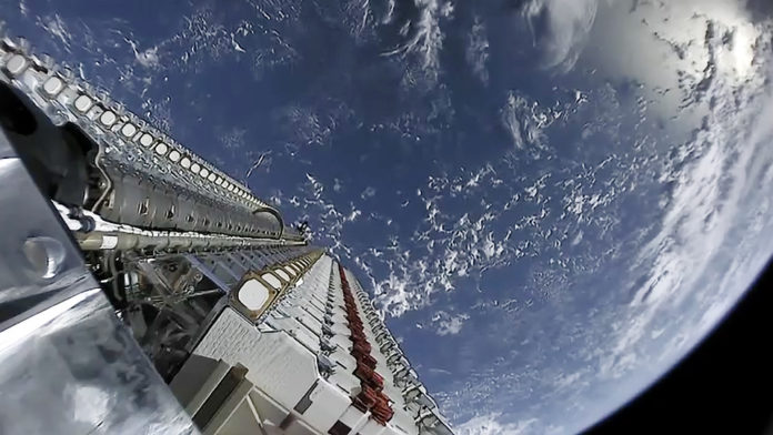 Starlink, SpaceX