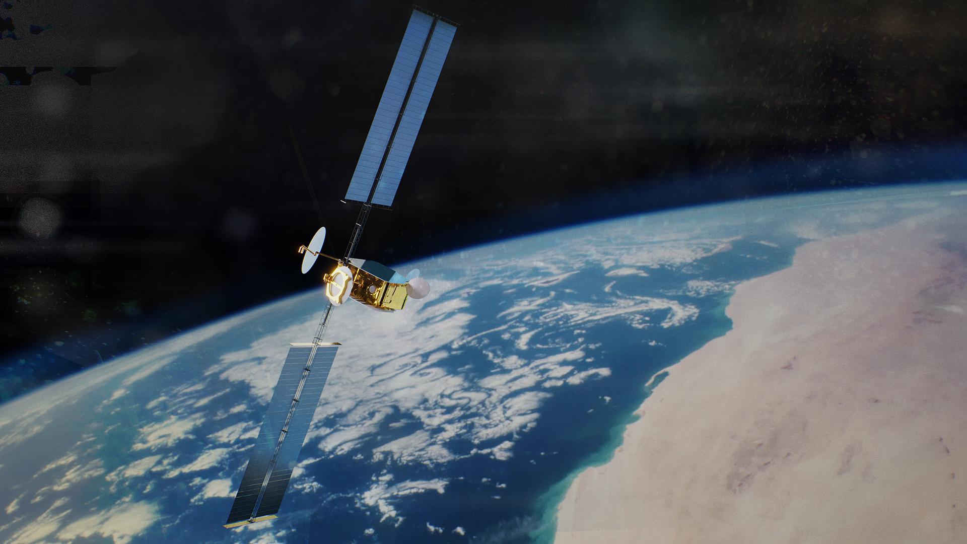 L'Usine Aéro: Airbus séduit Inmarsat avec ses satellites de