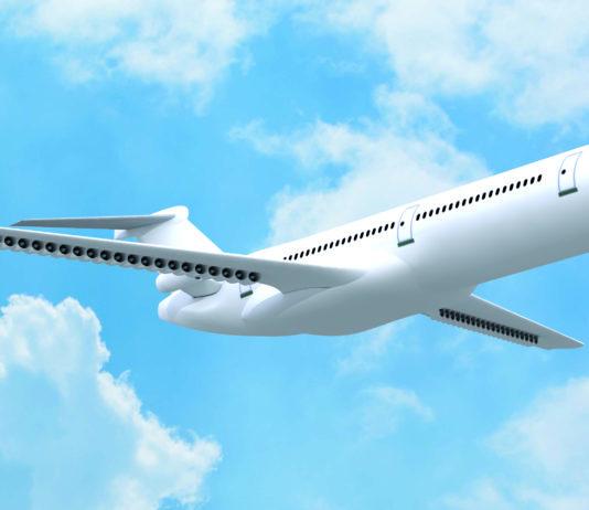 Projet Dragon avion électrique