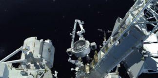 ISS Bishop Canadarm2