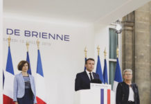 Macron Parly Darrieussecq