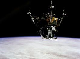 Apollo 50 vaisseau LM