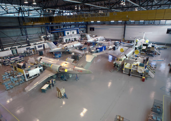 Bombardier Dorval Challenger