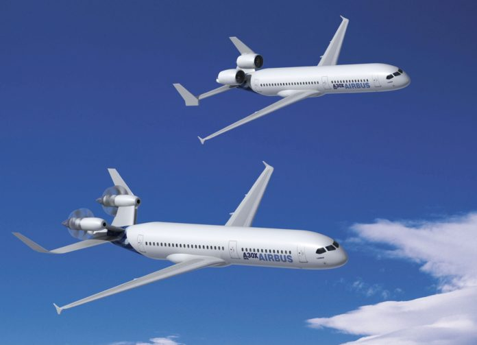 A30X succession A320
