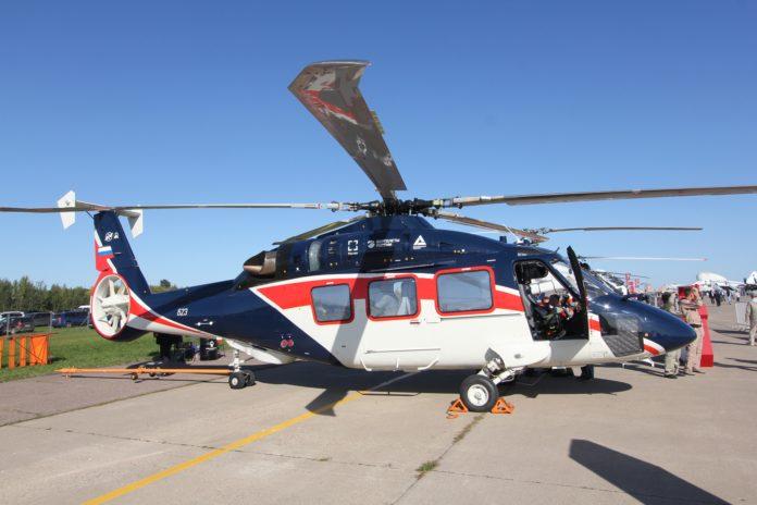 Ka-62 MAKS 2019