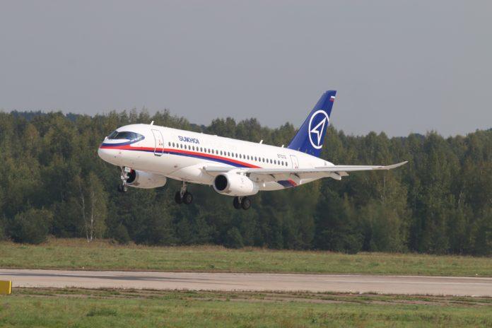 Safran SSJ 100 Superjet