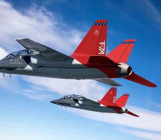 T-7A T-X