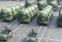 DF-41 Chine Parade