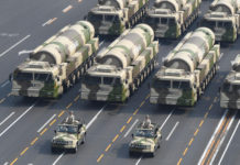 DF-31AG Parade Chine