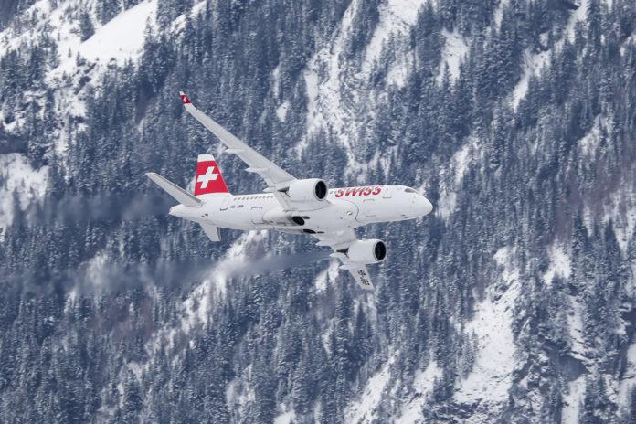A220 Swiss CSeries
