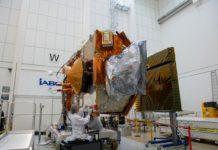 Sentinel 6A Copernicus