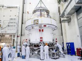 Orion Artemis 1 ESM-1 Module de Service