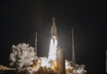 Décollage Ariane 5 VA250