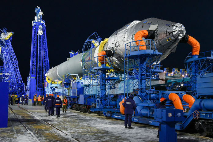 Soyouz 2.1v Kosmos 2542