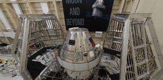 Orion essais Plum Brook