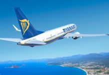 737 MAX Ryanair queues blanches
