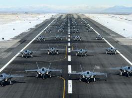 52 F-35A Elephant Walk