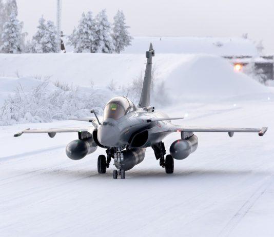Rafale Finlande