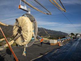 Parachute ExoMars