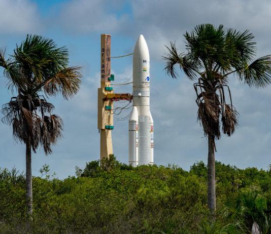 Ariane 5 en Guyane