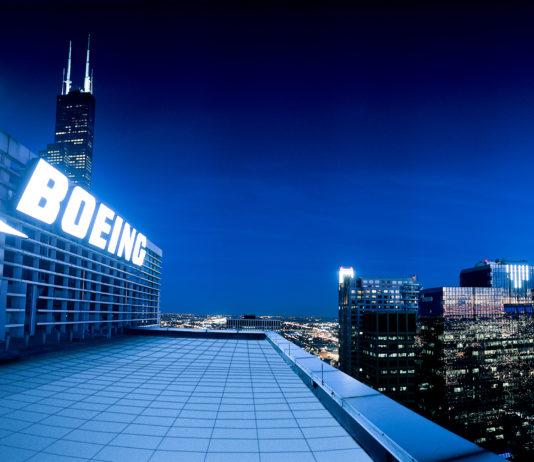 Boeing Crise