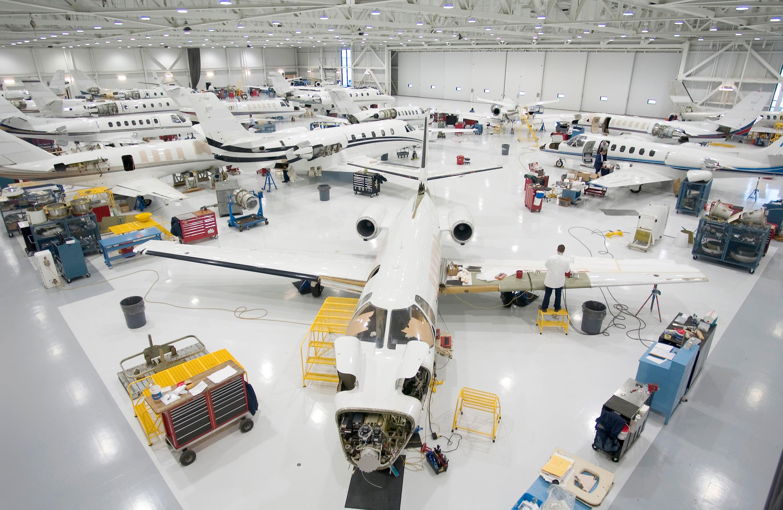 Textron Cessna Wichita, avionneurs