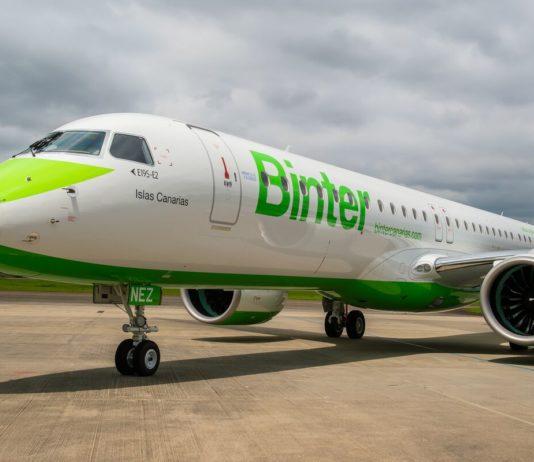 E195-E2 Binter