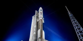 Atlas 5 AEHF-6 Lancements coronavirus