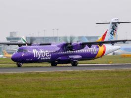ATR72-500 Flybe