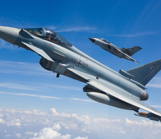 Eurofighter Typhoon Tornado