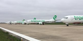 Compagnies Covid-19 Transavia