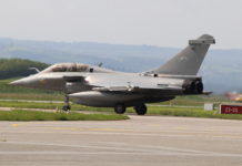 Rafale Payerne Suisse