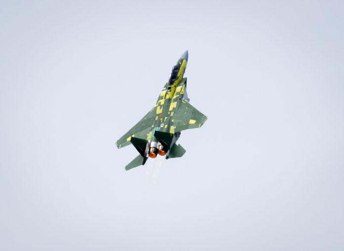F-15 Qatar