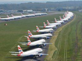 British Airways Crise Covid-19